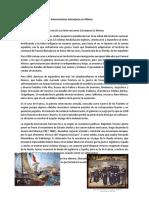 Causas y consecuencias de intervenciones extranjeras en México
