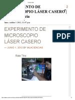 EXPERIMENTO DE MICROSCOPIO LÁSER CASERO (1)