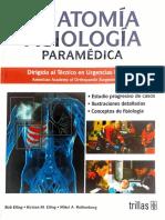 Anatomía Paramédica 2da Ed.