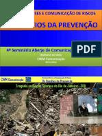 131126_PALESTRA GESTÃO DE CRISES E COMUNICAÇÃO DE RISCOS - OS DESAFIOS - ABERJE FINAL