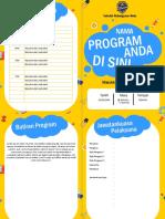 Buku Program Tema Alat Tulis
