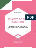 GUIA EL ARTE DE SER ASERTIVO-ARENDE A COLOCAR LIMITES SANOS