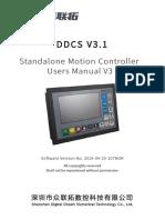 DDCS V3.1 MANUAL V3 - ENGLISH