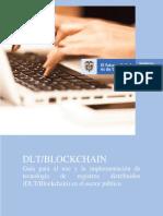 MINTIC _ Guía para uso de Blockchain en el sector público