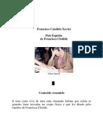 Natal de Sabina - Francisca Clotilde