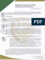 Resolución de Alcaldía Nº 250-2018-MDM
