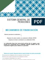SISTEMA GENERAL DE PENSIONES----