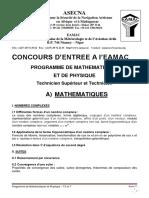 2019 Programme_Mathematiques_Physique_TS_T