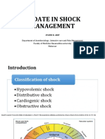 UPDATE IN SHOCK MANAGEMENT - Syahfri