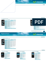 Catalogo Movistar puntos diciembre 2010