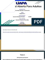 TAREA II TECNOLOGIA APLICADA A LA EDUCACION.pptx