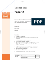 2006 Science Paper 2