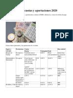 Factores de las cuotas y aportaciones 2020.docx