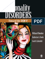 William O'Donohue, Katherine A. Fowler, Scott O. Lilienfeld - Personality Disorders_ Toward the DSM-V-SAGE Publications, Inc (2007).pdf