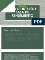 Tasa de interés y tasa de rendimiento.pptx