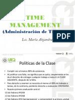UNIT 1 TIME MANAGEMENT TOOLS SEMI.pptx