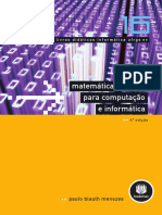matematica discreta para computação e informatica