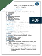 Estágio Curricular - Fundamentos de cirurgia.docx