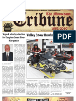Front Page - December 3, 2010