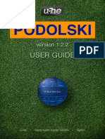 Podolski user guide.pdf