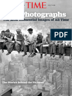 Time Special Edition - 100 Photographs the Most Influential Images of All Time