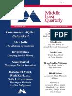MidEast Quarterly