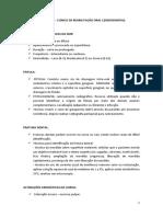 RESUMO B1 – CLÍNICA DE REABILITAÇÃO ORAL I (ENDODONTIA.docx