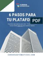 Proceso de 6 Pasos - CursosAutomaticos.com