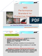 IMO Coating KR Pspc