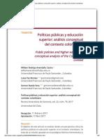 Políticas públicas y educación superior_ análisis conceptual del contexto colombiano.pdf