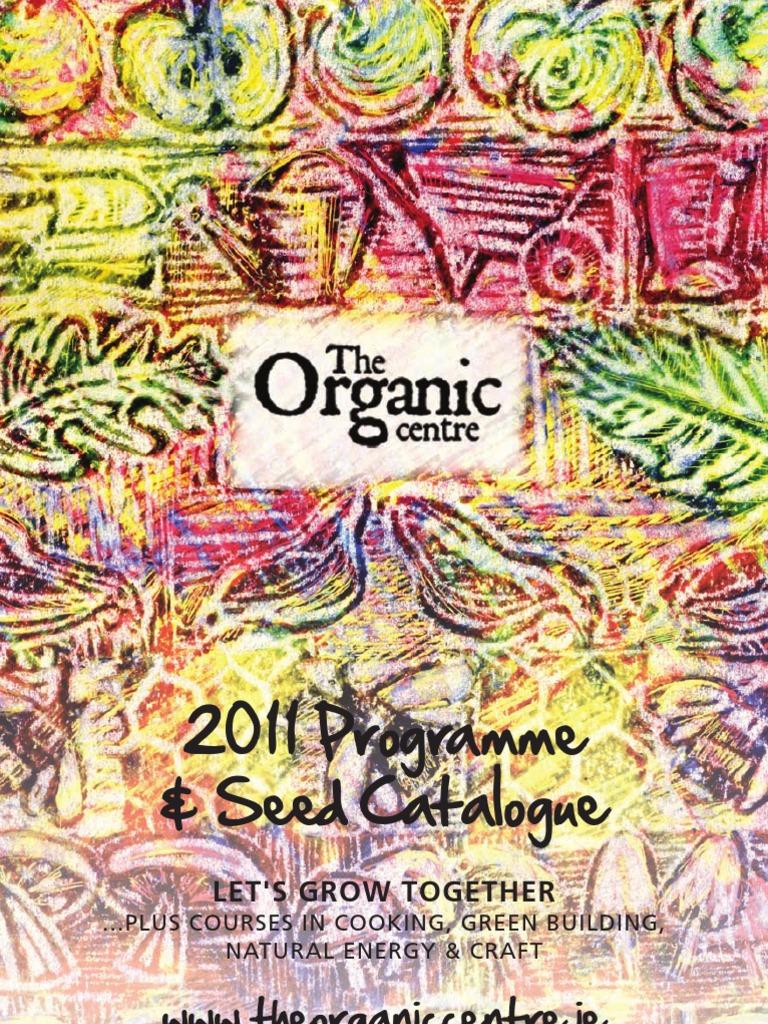 The Organic Centre 20 Catalog   Ireland   PDF   Organic Farming ...