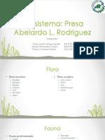 Ecosistema de la Presa Abelardo L. Rodríguez y el Carrizo en Tijuana.