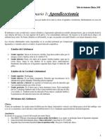 Apendicectomía Resumen
