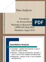 Data Analysis for Quantitative Research.ppt