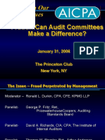 1 the Issue Fraud Perpetrated by Management