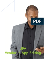 ufa vendor editing
