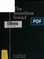 The SOUNDLESS SOUND by Harriette Augusta Curtiss and F Homer Curtis