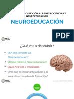 1.2 Neuroeduacion