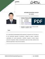 CV JMBV DOCUMENTADO