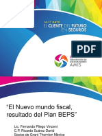 BEPS PLANES DE ACCION E INSERCION EN EL SIST FISCAL MEXICANO A PARTIR DE 2014