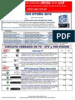 LISTA DE PRECIOS OTOÑO 2018 CCTV.pdf