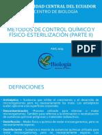 MÉTODOS DE CONTROL QUÍMICO Y FÍSICO-ESTERILIZACIÓN (PARTE II).pptx