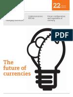 El futuro del dinero (Inglés)