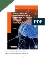 Descubrir la neurodidáctica - Anna Fores Miravalles.pdf