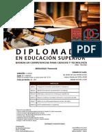 Diplomado Educacion superior