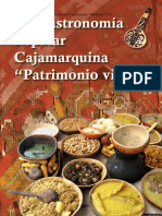 La Gastronomia Popular Cajamarquina Patrimonio Vivo.doc