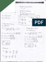Lista 7 (análise dimensional e semelhança)