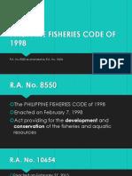 PHILIPPINE FISHERIES CODE OF 1998.pptx