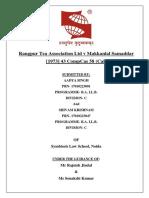 Rangpur Tea Association Ltd v Makkanlal Samaddar.docx