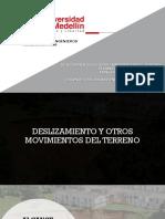 Deslizamiento y otros movimientos del terreno.pptx